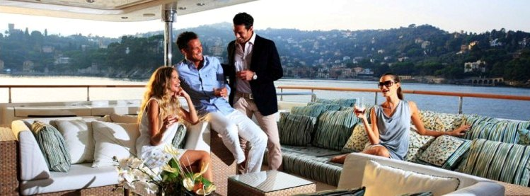 Luxury Yacht Charters Perfect For Holidays